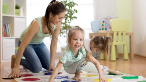 10 Indoor Family Activities for a Rainy Day