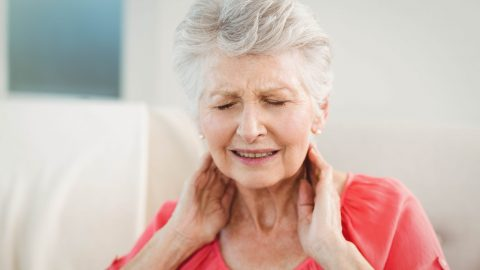 Natural Remedies for Neck Pain Relief