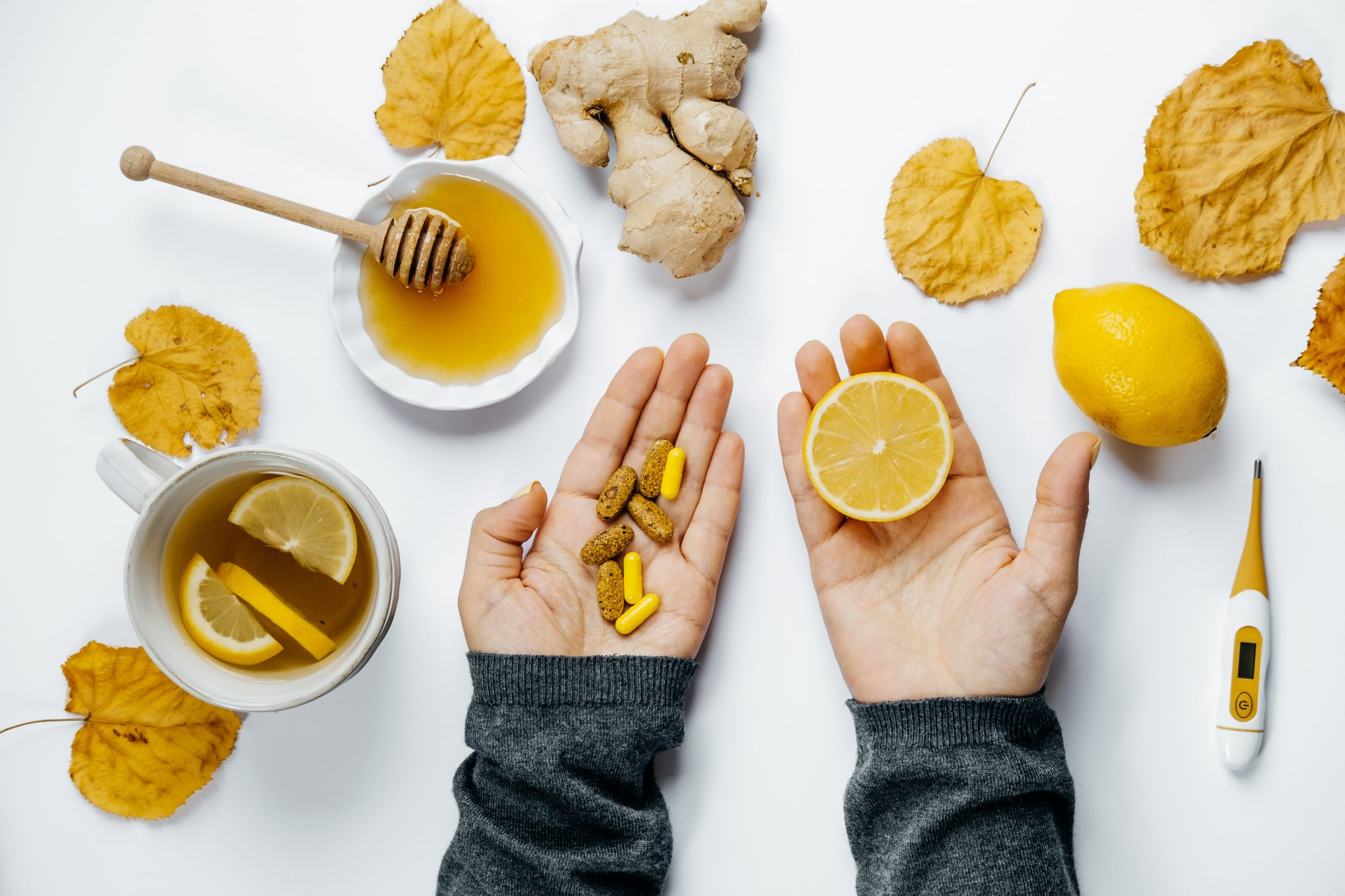 Natural Remedies to Keep Your Family Healthy This Cold Season 2