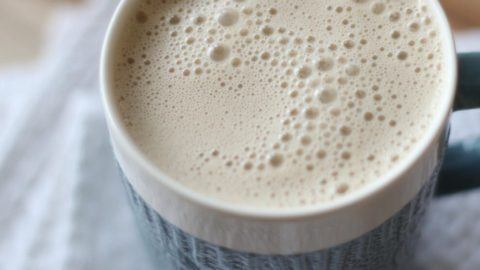 Bulletproof Coconut Latte