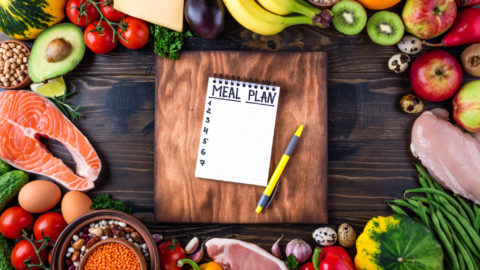 7 Tips to Make Healthy Meal Planning Easy