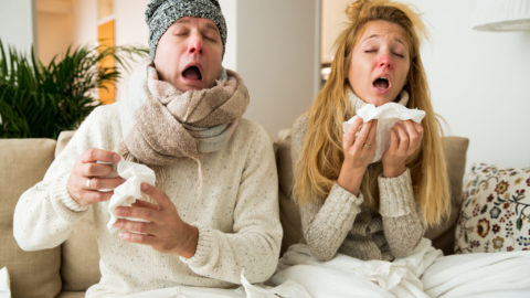 5 Natural Ways to Stay Well During Flu Season